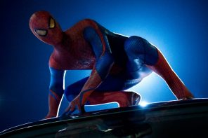 """Cinematographer John Schwartzman gives the low down on 'THE AMAZING SPIDER-MAN"""""""