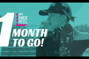 MY RØDE REEL – 1 MONTH TO GO BEFORE ENTRIES CLOSE!