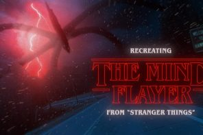 "Learn how to Recreate the ""Stranger Things"" Mind Flayer"