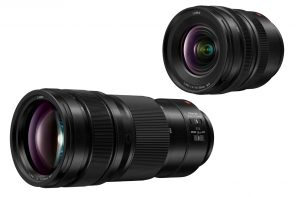 TWO NEW L-MOUNT LENSES FOR LUMIX S SERIES
