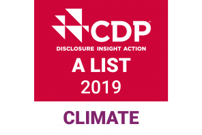 FUJIFILM named on CDP A List for climate change