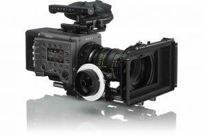 Sony Launches Cinema Line