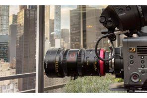 New Angénieux Optimo Ultra Compact Lenses